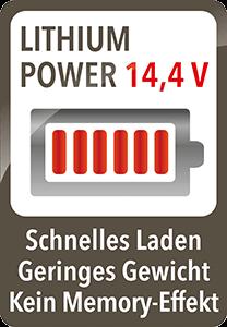 AEG AG6114 Power ErgoRapido 14V-Lithium Akku