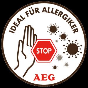 AEG AG71A Anti-Allergie Staubsauger