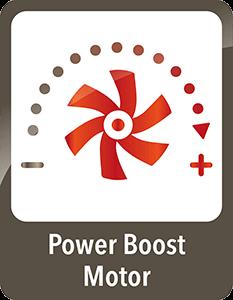 AEG ErgoRapido Powerboost Motor
