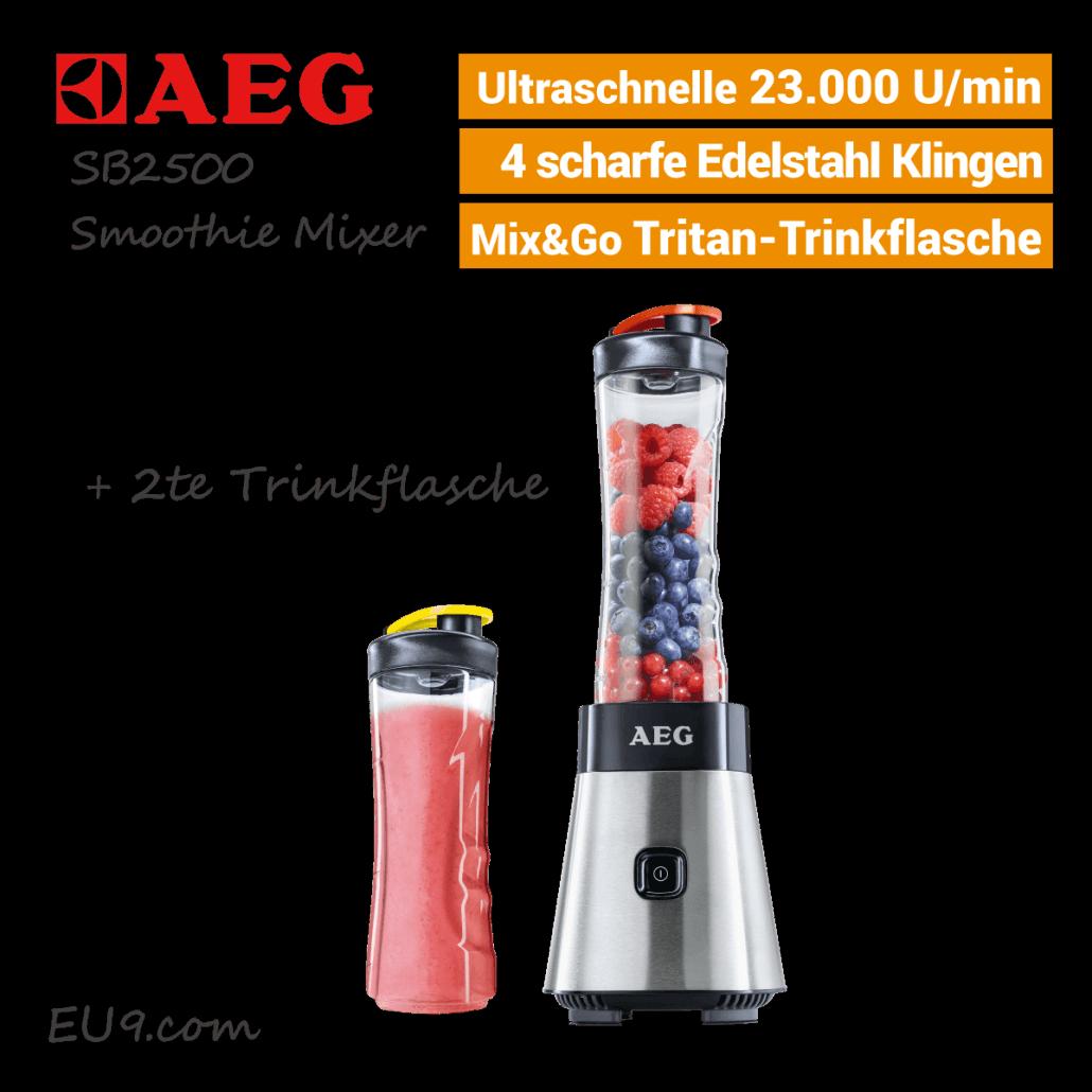 AEG SB2500 Smoothie Mixer