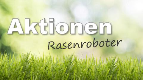 Aktionen Mähroboter-Rasenroboter EU9