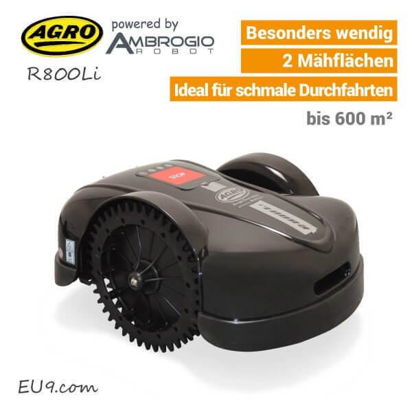 Ambrogio Agro R800L -Rasenroboter