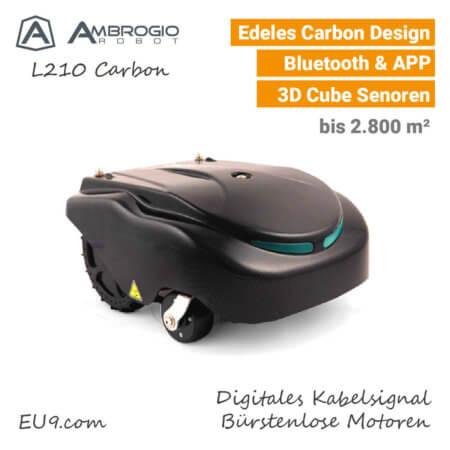 Ambrogio L210 Rasenroboter EU9