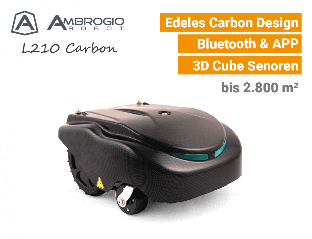 Ambrogio L210 Rasenroboter
