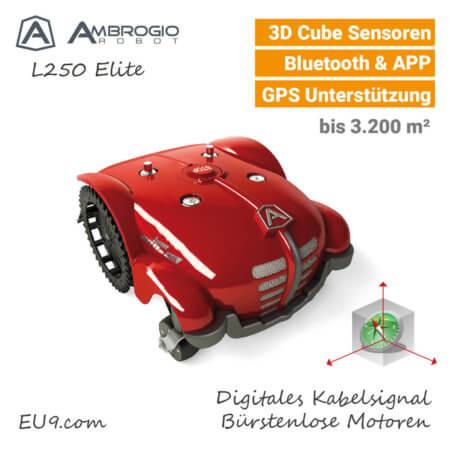 Ambrogio L250 Elite Rasenroboter EU9