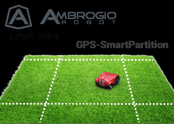 Ambrogio L250 Elite SmartPartition
