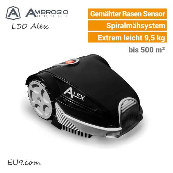 Ambrogio L30 Alex Rasenroboter