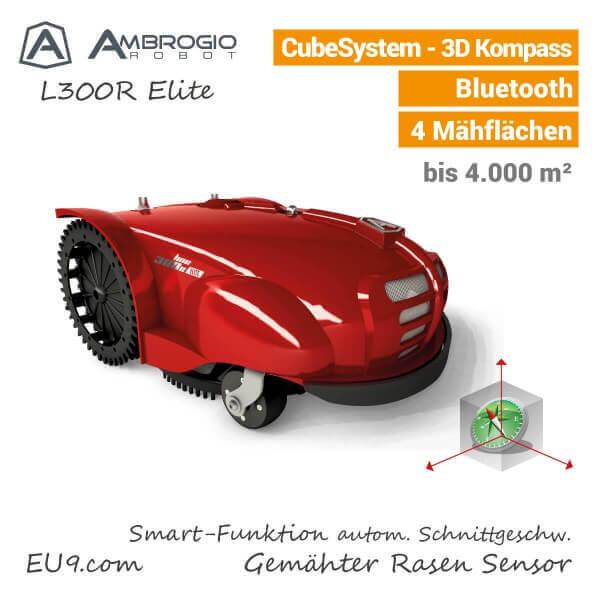 Ambrogio L300R Elite Rasenroboter