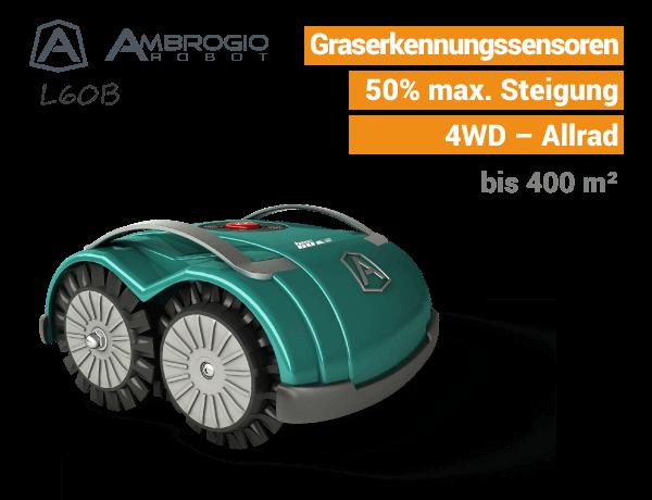 Ambrogio L60B Rasenroboter EU9