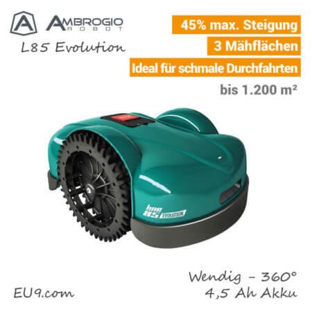 Ambrogio L85 Evolution Rasenroboter
