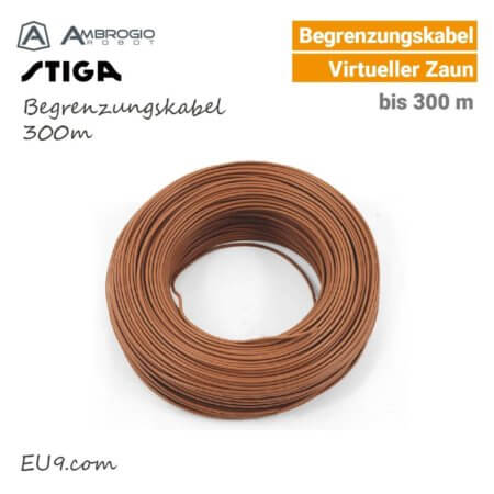 Ambrogio-Stiga Begrenzungskabel 300m EU9
