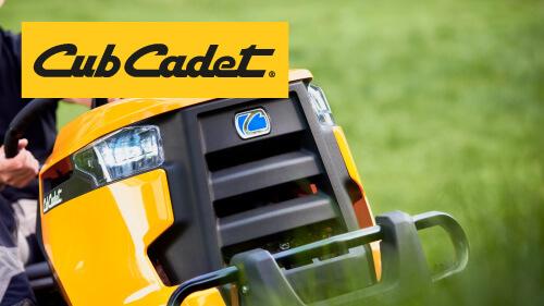 Cub Cadet Rasentraktoren-Aufsitzmäher XT LT LR EU9