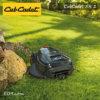 CubCadet XR-2 Mähroboter-Rasenroboter am Rasen EU9
