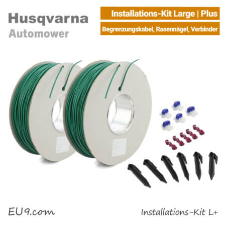 Husqvarna Automower Installations-Kit L-Large-Gross EU9