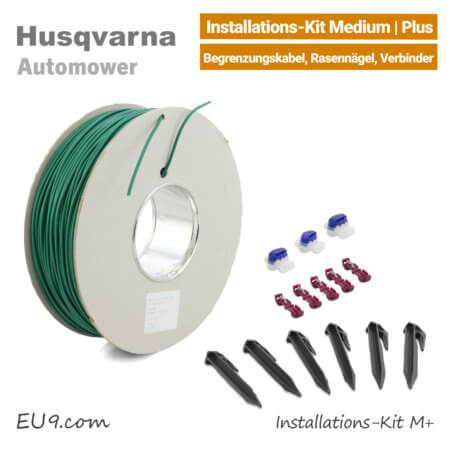 Husqvarna Automower Installations Kit M-Medium-Mittel EU9
