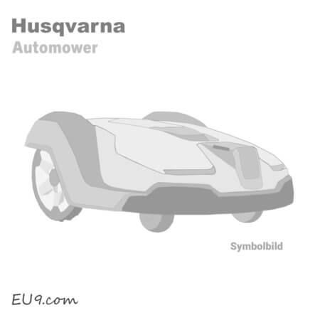 Husqvarna Automower Mähroboter-Rasenroboter EU9
