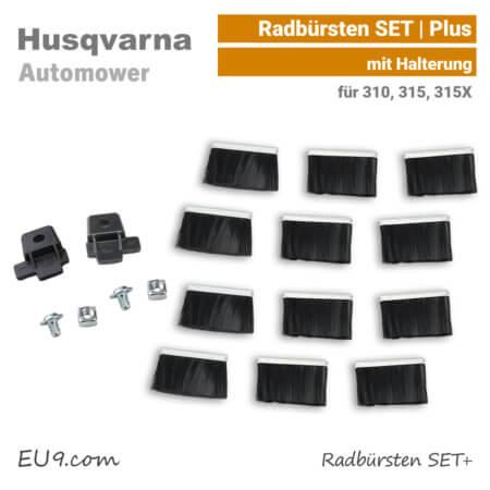 Husqvarna Automower Radbüsten SET 310,315,315X EU9