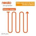 Neato Bahnen saugen Saugroboter