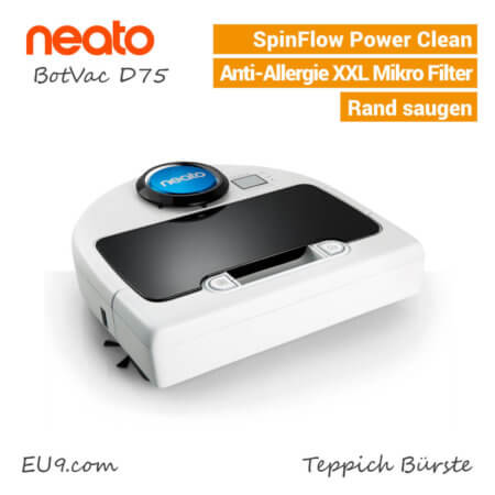 Neato BotVac D75 Saugroboter