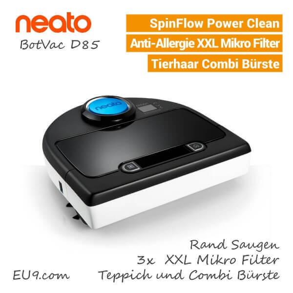 Neato BotVac D85 Saugroboter
