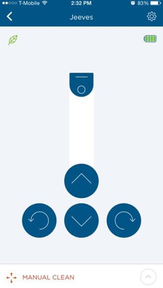 Neato Botvac Connected App Fernsteuerung