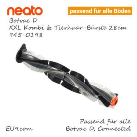 Neato Botvac D XXL Kombi- & Tierhaar Bürste 945-0198