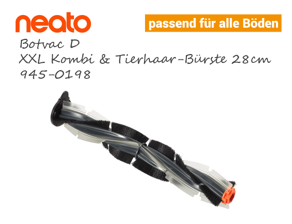 Neato Botvac D XXL-Kombi & Tierhaar Bürste 945-0198