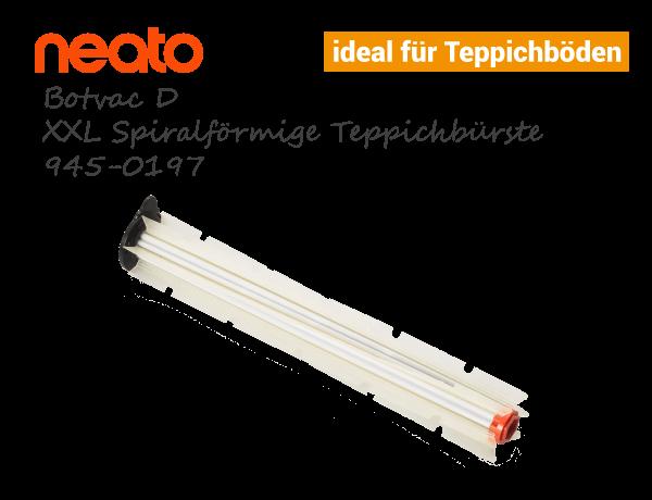 Neato Botvac D XXL Spiralförmige Teppichbürste 945-0197
