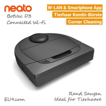 Neato D3 Saugroboter - EU9