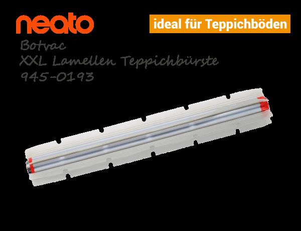 Neato Botvac XXL Lamellen Teppichbürste 945-0193