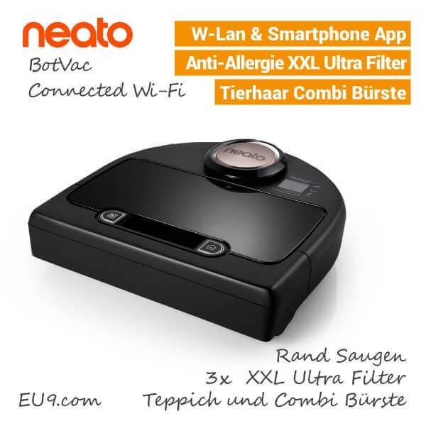 Neato Connected Botvac Saugroboter