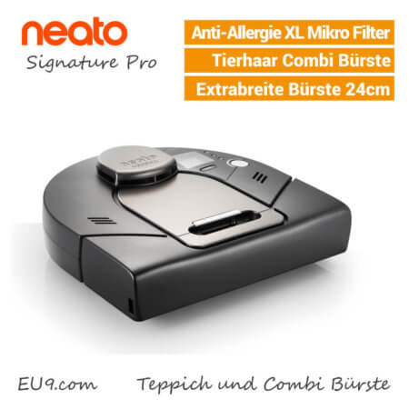 Neato Signature Pro Saugroboter