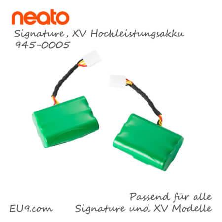 Neato XV Sígnature Hochleistungsakku 945-0005
