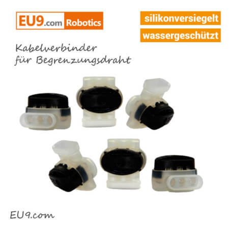 Rasenroboter Kabelverbinder für Begrenzungsdraht