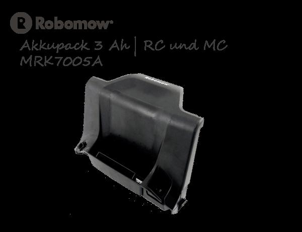 Robomow Akku 3Ah RC-MC MRK7005A