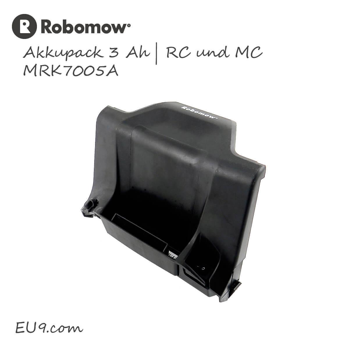 City MC400 AKKU BATTERIE 4000mAh für Robomow City MC300 City MC500