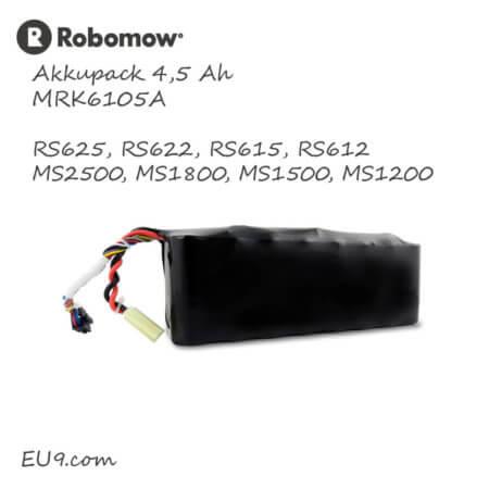 Robomow Akku 4,5Ah RS MS MRK6105A