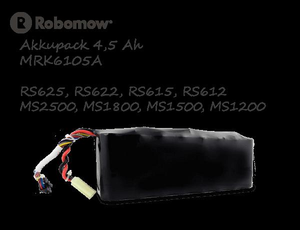 Robomow Akku 4,5Ah RS-MS MRK6105A
