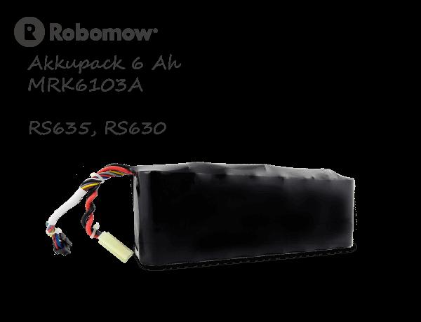 Robomow Akku 6Ah RS635-RS630 MRK6103A