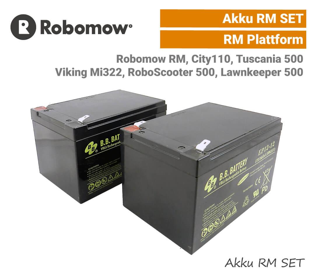Robomow Akku RM SET RM 510 City 110