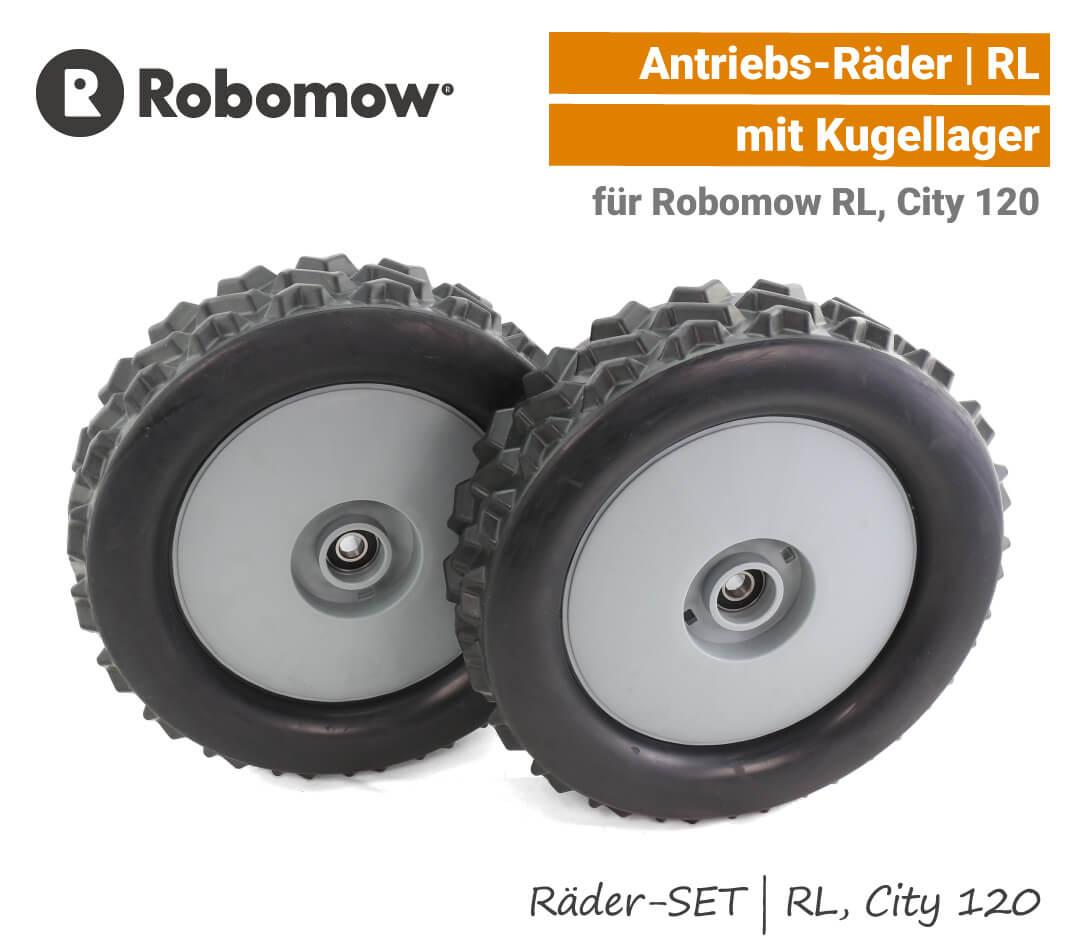 Robomow Antriebs-Räder RL RL2000 City 120 EU9