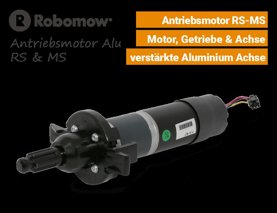 Robomow Antriebsmotor RS-MS Antriebsgetriebe RS EU9