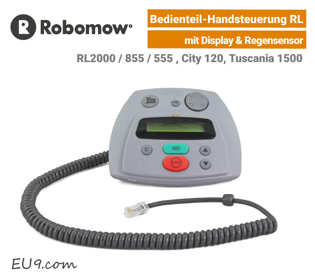 Robomow Bedienteil RL Handsteuerung RL Display RL EU9