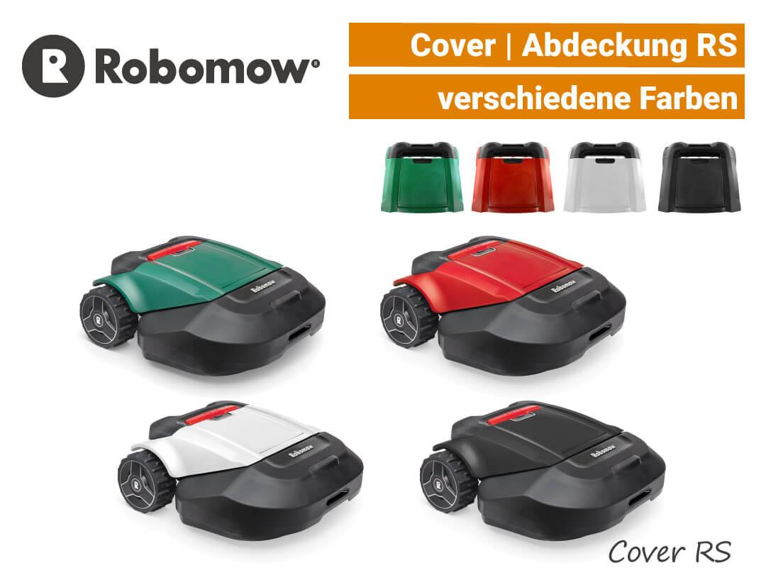 Robomow Cover RS Abdeckung RS Grün Rot Weiß Schwarz EU9