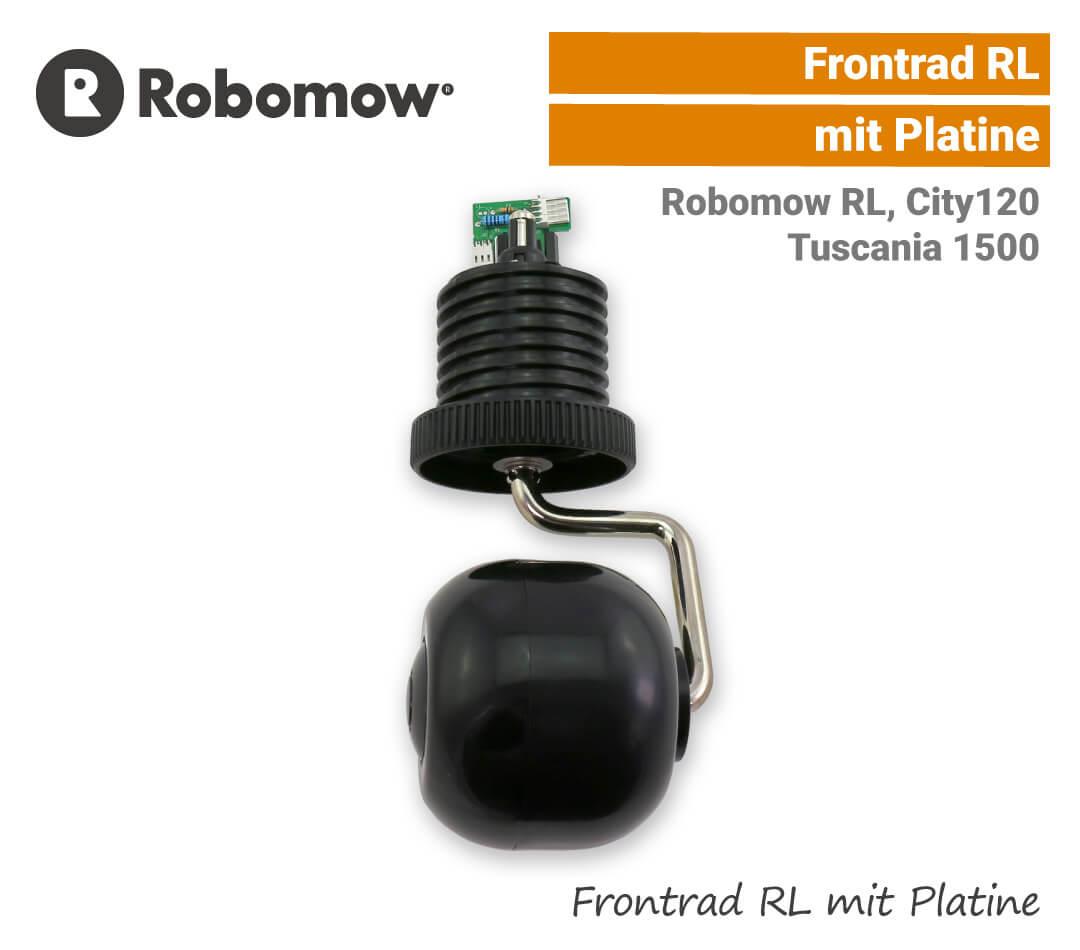 Robomow Frontrad RL2000 City120 Tuscania1500
