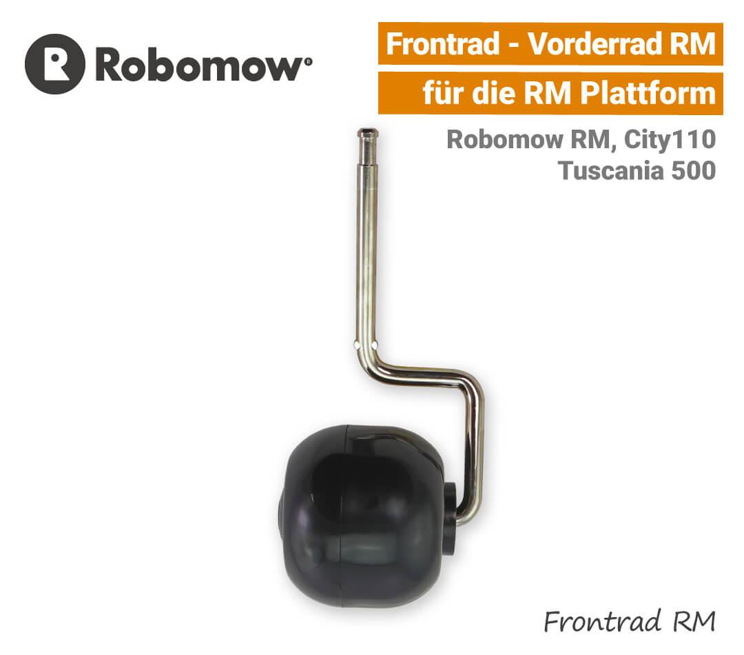 Robomow Frontrad-Vorderrad RM 510 RM 400 City 110 Tuscania 500 EU9