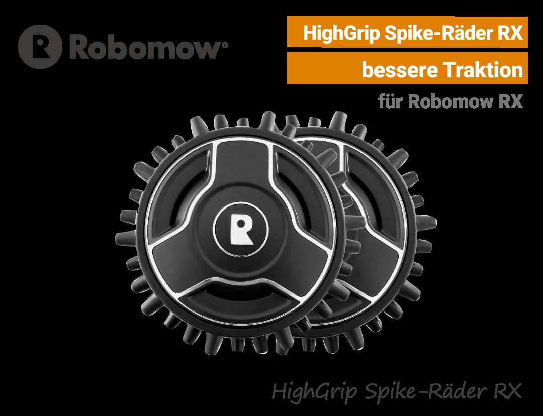 Robomow HighGrip Spike-Räder RX - Spiked-Wheels RX EU9