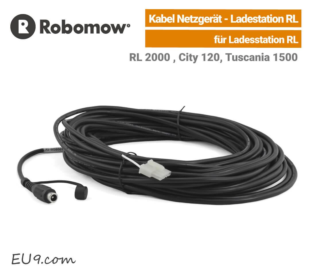 Robomow Kabel RL Netzgerät-Ladestation RL Verlängerungskabel EU9