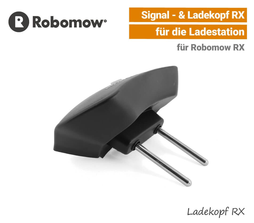 Robomow Ladekopf RX Ladeadapter RX12 RX20 RX50 EU9