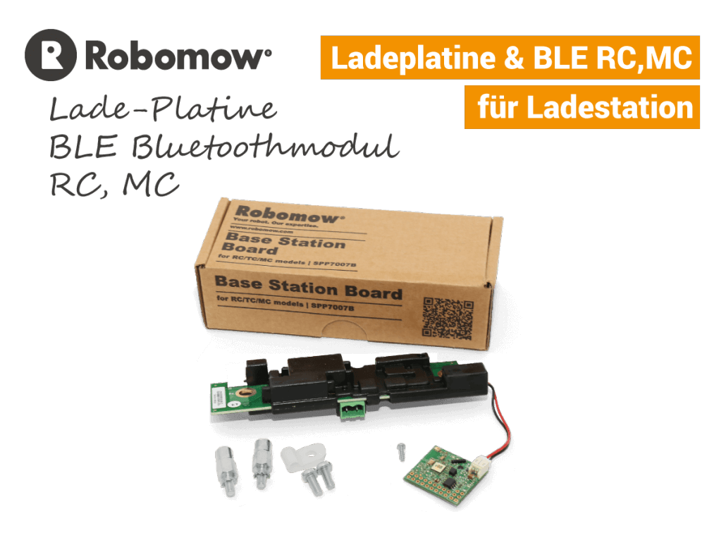 Robomow Ladeplatine Bluetooth-Modul RC-MC Ladestation SPP7007B-SPP7008A